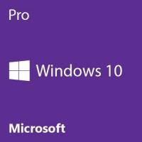 Microsoft Windows 10 Pro 64bit - DVD - OEM - English