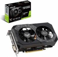 ASUS TUF Gaming GeForce GTX 1660 SUPER OC 6GB GDDR6 TUF-GTX1660S-O6G-GAMING PCIe 3.0 x16 DVI/HDMI/DP Videocard