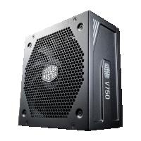 Cooler Master V750 Gold - V2 750W Semi-Fanless 80 PLUS Gold Fully Modular Power Supply (MPY-750V-AFBAG-US)