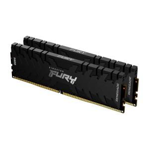 Kingston FURY Renegade DDR4 3600MHz 64GB Kit (2x32GB) CL18 RAM Memory (KF436C18RBK2/64)